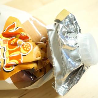 【スナック菓子好き必見!】ペットボトルで出来る簡単密閉裏技