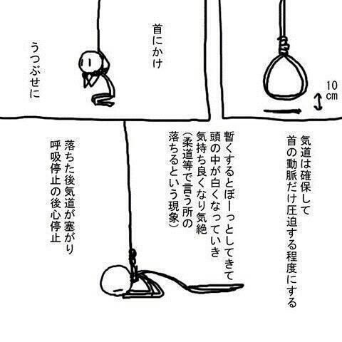 楽な方法 自殺