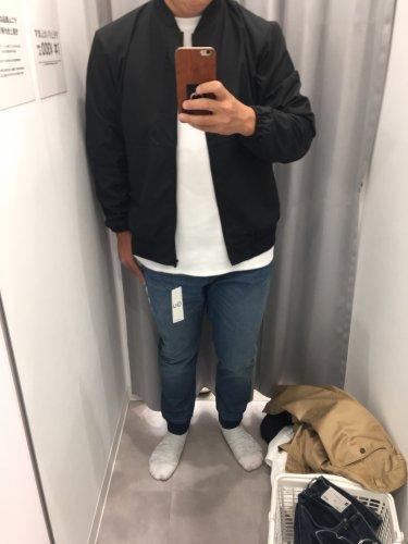 男性 がっちり ファッション 体型