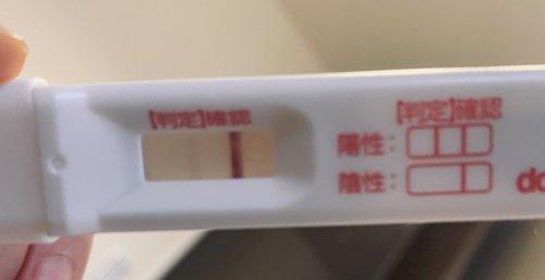 高温期10日目 妊娠検査薬