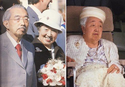 昭和天皇の奥さんの香淳皇后は、 昭和天皇が亡くなって 10年以上も生き ...