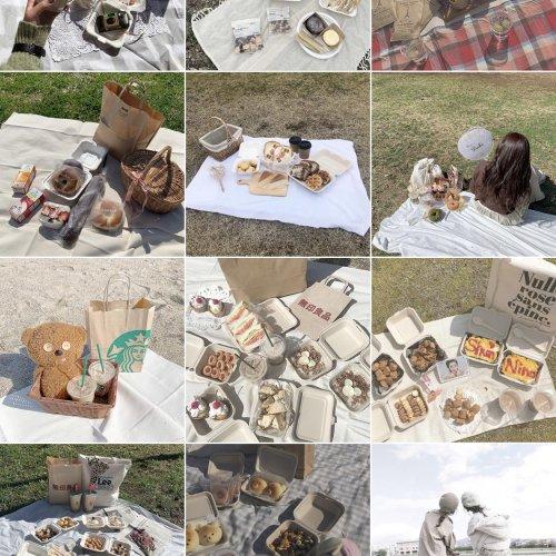 布 おしゃ ピク おしゃピクが今、アツい!かわいいピクニックボックスをデリバリーしておしゃれピクニック♡