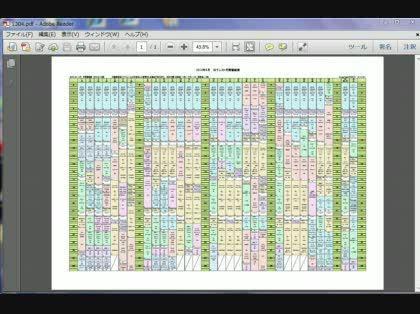 pdf 印刷 用紙サイズ エラー windows7