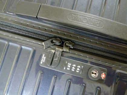 cdbcc31662 TSAロックなのに鍵を壊されました。 -TSAロックなのに鍵を壊されました ...