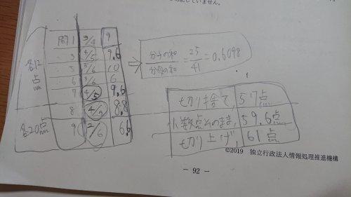 ビジネス キャリア 検定 解答 速報 2019