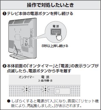 東芝レグザa1s32が突然主電源が入りません 東芝レグザa1s32が突然主 テレビ 教えて Goo