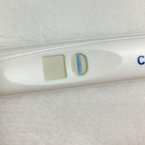 クリアブルー 妊娠検査薬 フライング