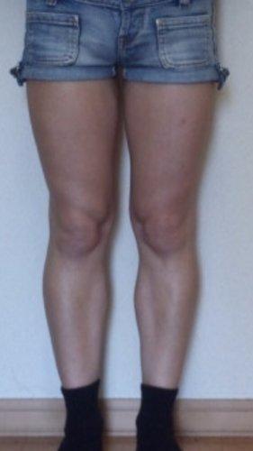 を する 細く 方法 筋肉質 足 な