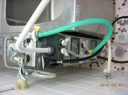バランス 釜 シャワー ヘッド