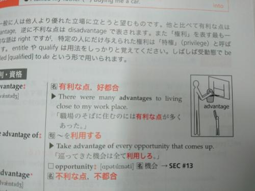 「advantages to living」の質問画像