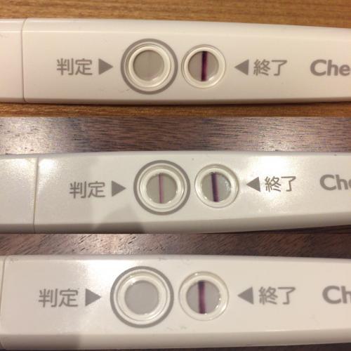 陽性から陰性 生理こない 妊娠検査薬