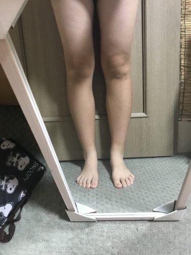 筋肉質 脚 やせ