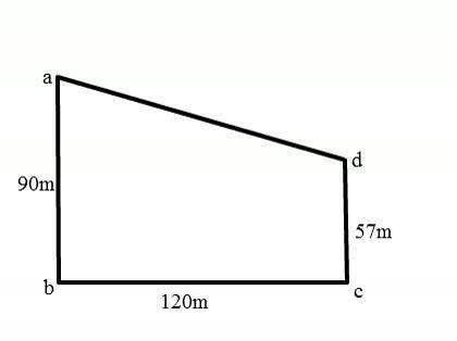 台形 の 面積 の 求め 方