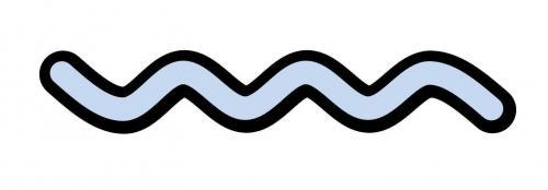 イラストレーターCS5で波線の中を塗りつぶす方法