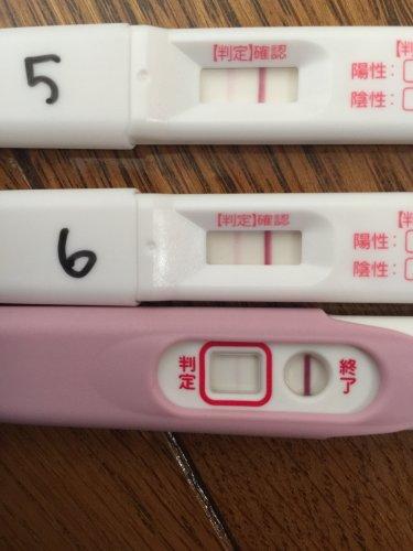 妊娠検査薬 フライング検査