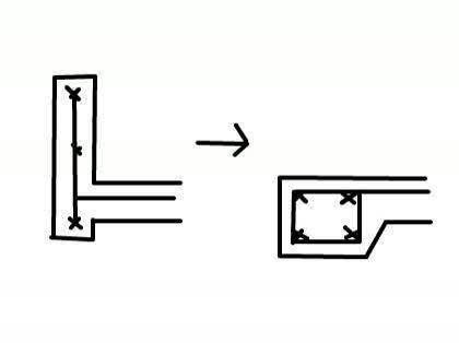 「ベタ基礎立ち上がり寸法について」の回答画像6