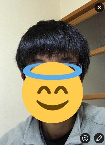直毛 髪型