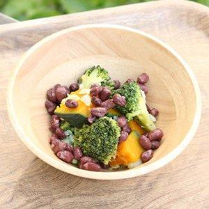 「小豆と温野菜のシェットランドサラダ」