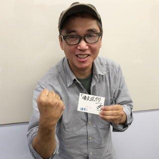 """インタビュー後も""""破壊""""の美学について語っていた安藤賢司さん"""