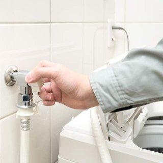 洗濯機の水栓って毎度閉めたほうがよいの?閉めておいた方がよいこと