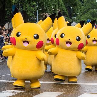 なんと総勢1500匹以上!「ピカチュウ大量発生チュウ!」で横浜が黄色く染まる