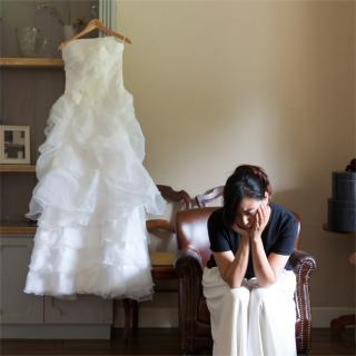 アラフォー女が結婚式なんて恥ずかしいです