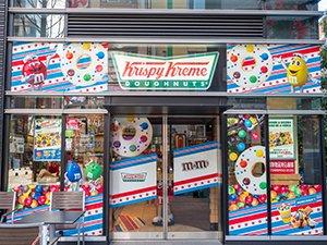 01:クリスピー・クリーム・ドーナツ新宿東宝ビル店