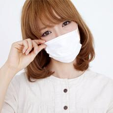インフルエンザと風邪では使い方が異なる!?マスクの正しい使い方