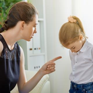 子どもを叱る時間はどれくらいがベストなのか