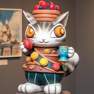 猫のダヤンが冒険する不思議な世界を体感!人気絵本の原画展が楽しすぎる!