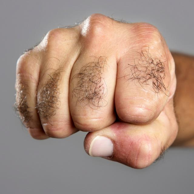 指の毛は何のために生えている?...