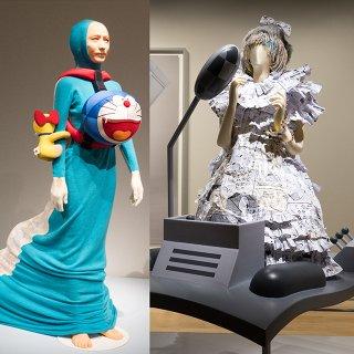 村上隆の作品も!28組のアーティストによる「THE ドラえもん展」が楽しすぎる!