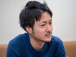 東宝株式会社の宣伝プロデューサー、林原祥一さん