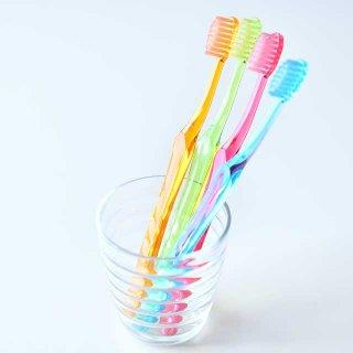 歯ブラシの間に食べかすが詰まることから分かること