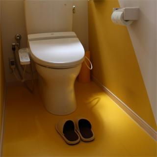 トイレにスリッパを置いた方がよい理由