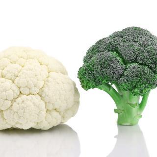 ブロッコリー、カリフラワーも!実は生で食べられる食材