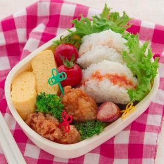 冷凍食品を詰めただけのお弁当、栄養面の評価は?