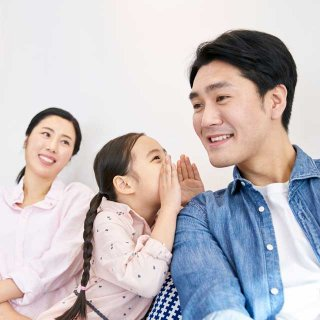いつまでもパパ、ママと呼ぶ親子関係は大丈夫?良好な親子関係に必要なこととは…