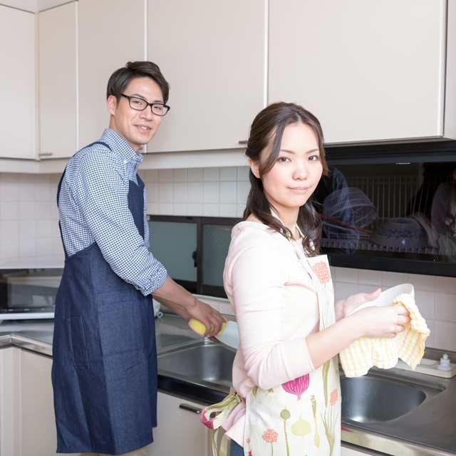 心理カウンセラーに聞いた!料理をしてくれた夫に後片付けまでしてもらう方法