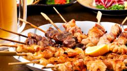 Popular restaurants to be recommended to foreign tourists : Kushiyaki (grilled skewer)