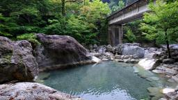 Must-to-stay Onsen Ryokan (Japanese traditional hotel with onsen) !!  -Tokai region