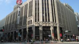 Department stores where Japanese OL (Office Ladies) shop frequently