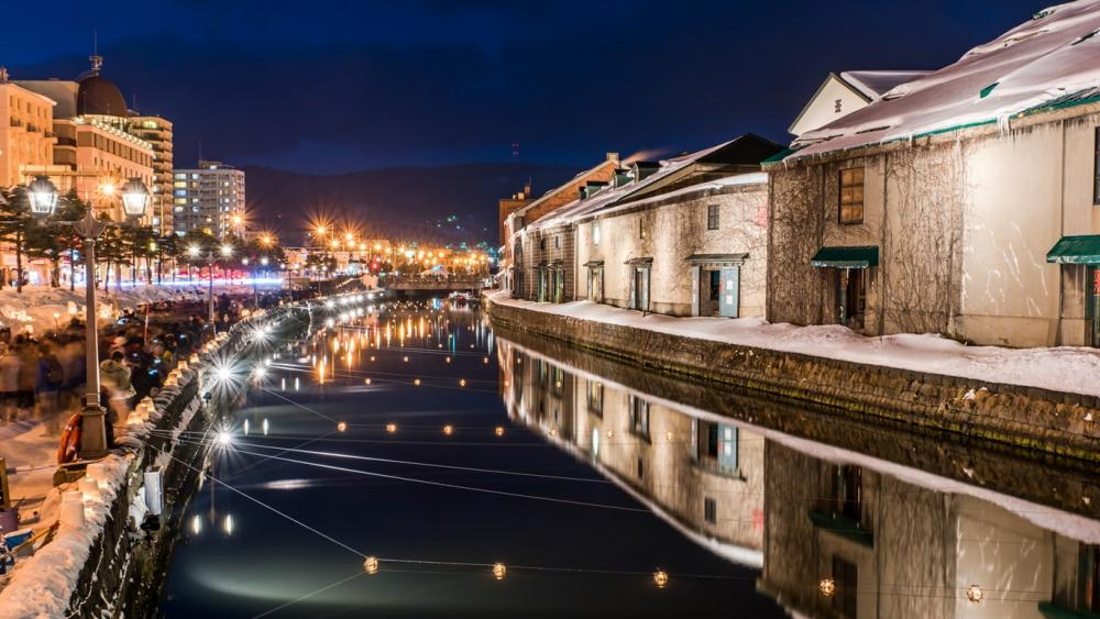 Enjoy sightseeing spots ! Popular Free Passes in Japan -Hokkaido - img:Otaru