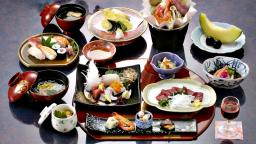Know the manner!! Japanese food cultures <Kaiseki Ryori>