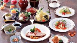 Popular restaurants to be recommended to foreign tourists : Kaiseki ryouri